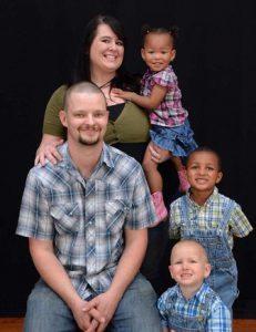 Hyatte Family