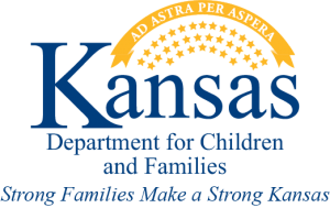 Kansas Department for Children and Families Logo