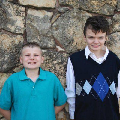 Austin & Jacob