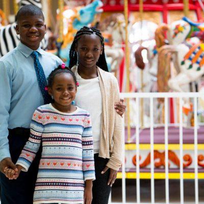 Jaron, LaNya & Nichole