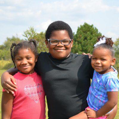 Jamond, Jeniah & Jalissa