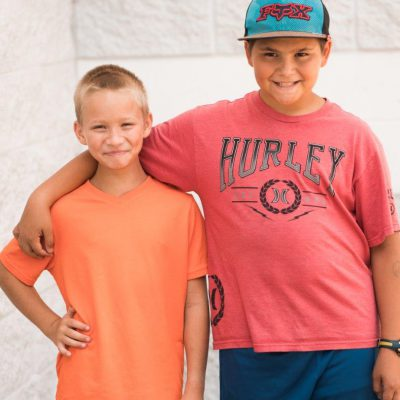Ashton & Robert